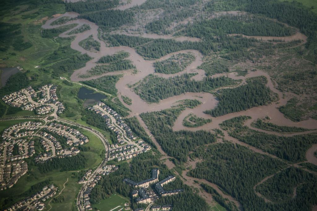 The flooding in Southern Alberta in 2013 was Canada's costliest natural disaster, before the Fort McMurray wildfires occurred in 2016. Both natural disasters were signs of intensifying changes to the world's climate and its impact on humans.