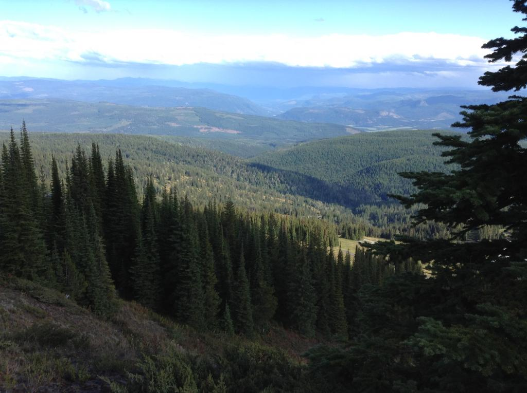 The spectacular beauty of British Columbia