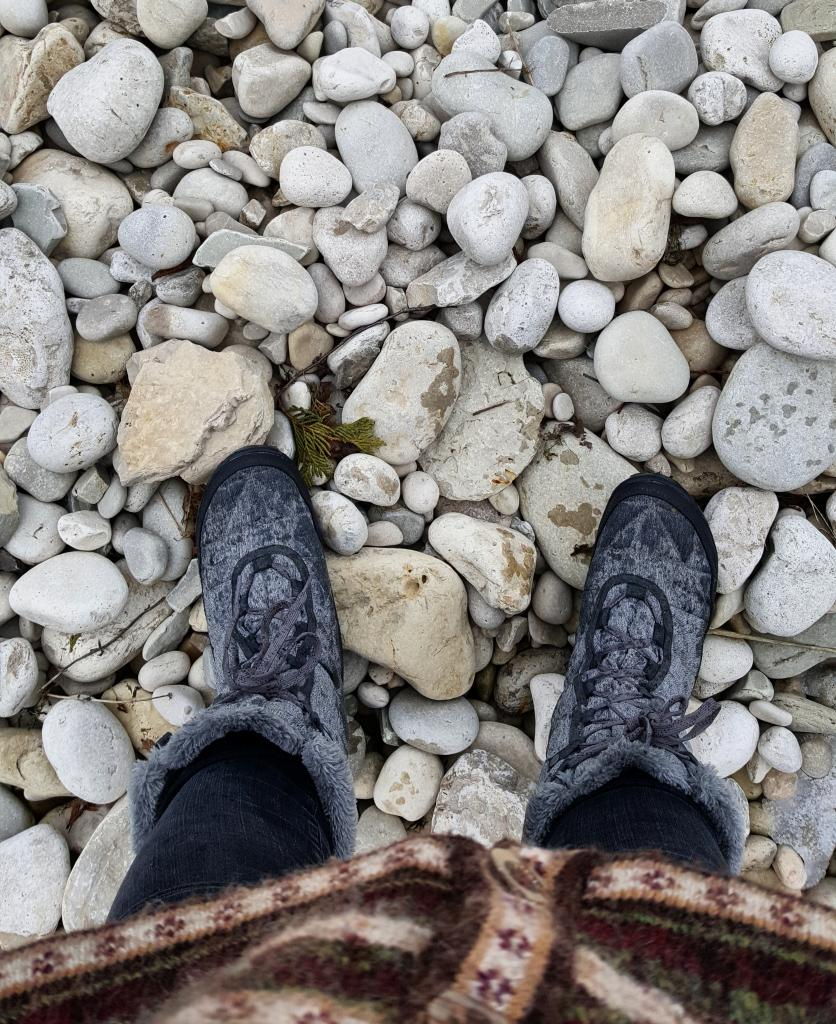 Walking along the shores of Dyers Bay on the Bruce Peninsula feels like home.