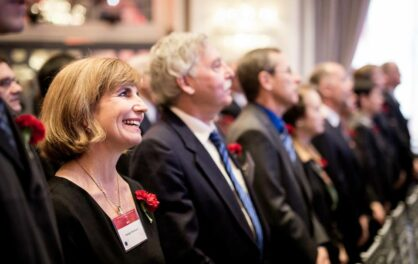 Two Wall Scholar Alumni welcomed into the Royal Society of Canada