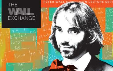 Cedric Villani: The Hidden Beauty of Mathematics   Spring 2017 Wall Exchange