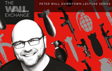 Andrew Feinstein: The Shadow World of the Global Arms Trade   Fall 2017 Wall Exchange