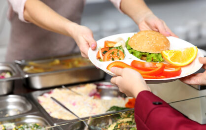Care is the secret ingredient in school lunch programs