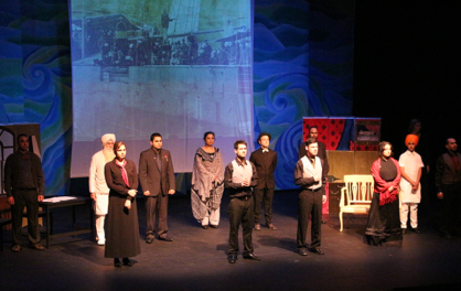 Enacting Culture/s: Theatre and film across disciplines