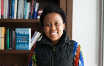 Q&A with Malebogo Ngoepe