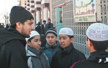 A call to Muslim boys and men to fight violence against women