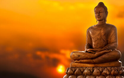 The relationship between Buddhism and violence