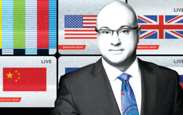 Ali Velshi: The Weaponization of Culture   Spring 2018 Wall Exchange
