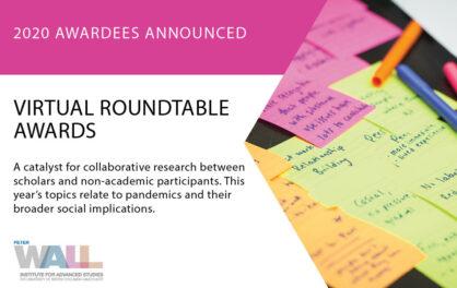 Virtual Roundtable Awards Announced