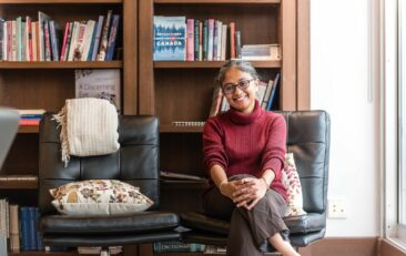 Q&A with Wall Scholar Malabika Pramanik