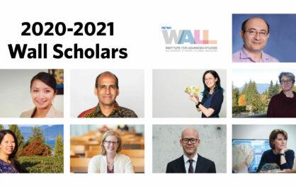 2020-2021 Wall Scholars