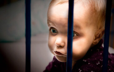 Bonding through bars: New guidelines for mother-child prison units put interests of child first