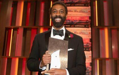 2018 Wall Scholar Ian Williams wins Scotiabank Giller Prize