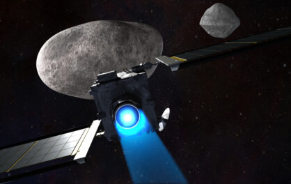 This NASA mission may cause an artificial meteor shower