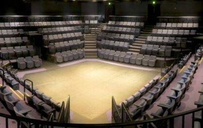 Staging data: Research stories brought to life through theatre