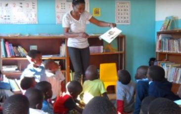 Improving literacy around the world