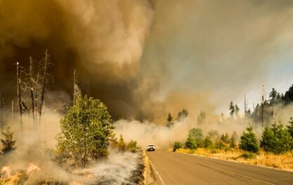 B.C. wildfire smoke likely to increase coronavirus death rates