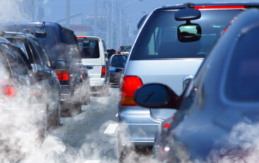 Marrying medicine and meteorology: The impact of diesel pollution on human health