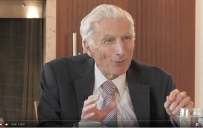 Sir Martin Rees: Q & A with UBC Faculty