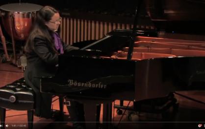 Mozart and Beethoven with Pianist Rachel Iwassa