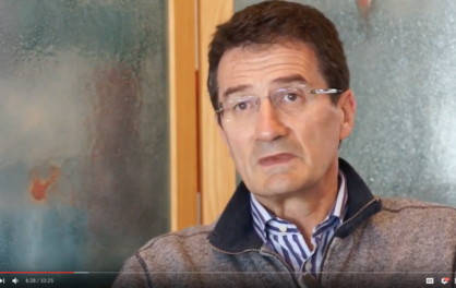 Interview with Dr. Philippe Sansonetti