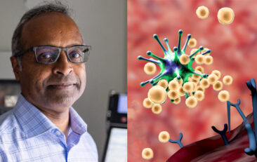 Ep 6: Ninan Abraham on how the immune system protects us from pathogens like SARS-CoV-2