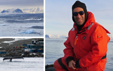 Predicting changes in the Arctic with The Geotraces Project