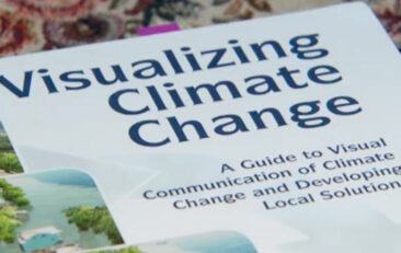 Visualizing climate change will foster practical solutions