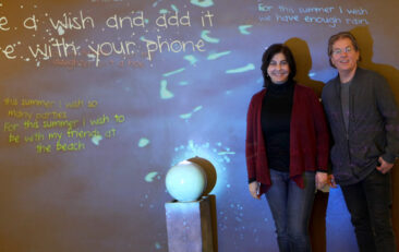 WishBoard looks at public space