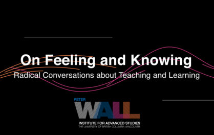 On Feeling and Knowing Video Series