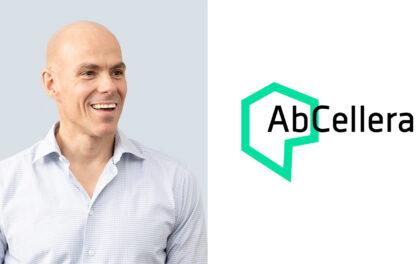 Dr. Carl Hansen CEO Abcellera